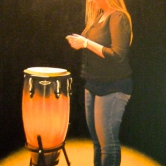 Girl and the drum (Flickan och trumman)